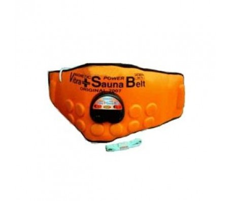 3 in 1 Vibrating, heating & magnetic sauna belt
