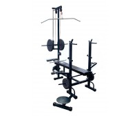 Body Maxx Multi Bench Press 20 in 1 Heavy Duty