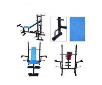 Body Maxx 8 in 1 Bench Press Heavy Duty