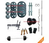 40 Kg Branded Home Gym Package New Designed Weight Plates