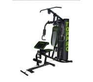 Toppro Home Gym DLX With Preacher Curl Bench X Power