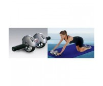Ab Wheel Power Strech Roller Slider New Model..!!!