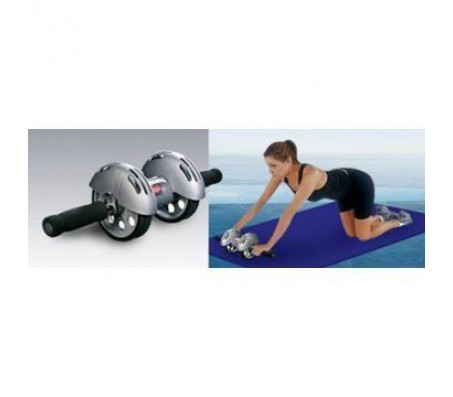 Ab Wheel Exerciser, Roller Slider