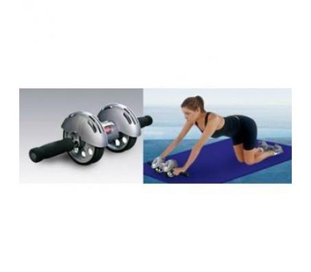 Ab Wheel Power Strech Roller Slider New Model..!!!