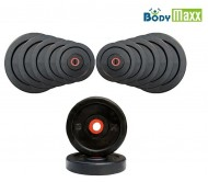 50 KG Spare Rubber Weight Plates