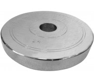 20 Kg Chrome Steel Weight Plates body maxx