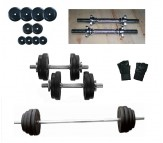 20 KG Adjustable Rubber Dumbells Sets