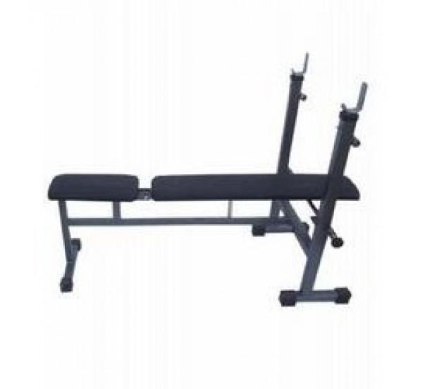 Multi bench press in flat decline incline