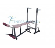 6 IN 1 MULTI PURPOSE BENCH FOR HOME / CLUB USE.