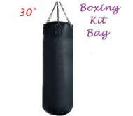 "Meduim Size Punching Kit Bag 30"", Pu Material."