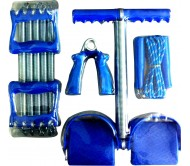 4 IN 1 Family Workout Set, Complete Family Fitness Kit