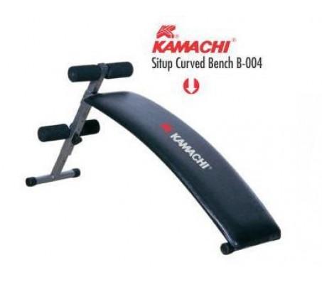 Kamachi Abdominal Curve Bench B- 004