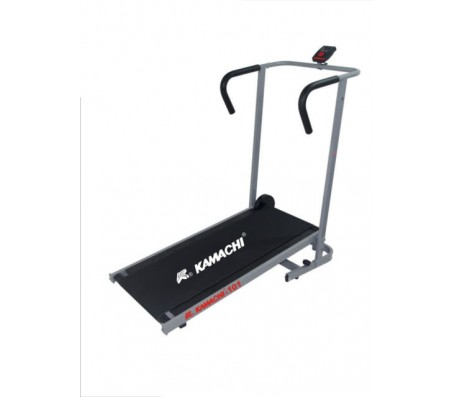 Kamachi Manual Treadmill Model no 101, Static Manual Jogger..