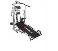 Kamachi Multi Functional 6 in 1 Treadmill With Belt Vibrator