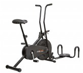 Lifeline Exercise Cycle Model no 102 With Twister + Push Ups Bars (3 in 1)