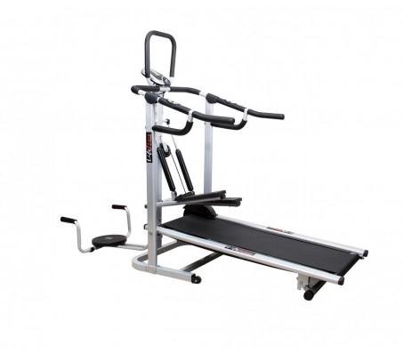Lifeline Manual 4 in 1 Treadmill ( Jogger + Stepper + Twister + Push Ups Bars) DLX MODEL