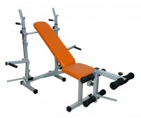 Branded Lifeline Multi purpose 6 IN 1 Bench press model no 309