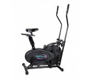 Lifeline Dual Functional Cross Trainer Orbitrac With Digital Counter + Adjustable Seats
