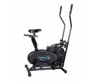 Lifeline Dual Functional Cross Trainer Orbitrac With Digital Counter + Adjustable Seats