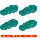 10 Kg Cast Iron Weight Plates Regular