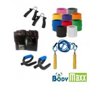 Body Maxx Complete Fitness Acceseries Kit