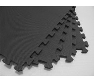 Rubber Floor Interlocking Tiles 10 mm Thickness (Pack of 4 pcs)