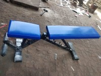 Body Maxx Heavy Duty Adjustable Bench