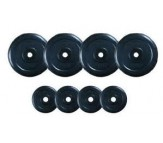 20 KG Spare Rubber Weight Plates