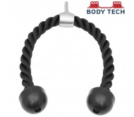 Body Tech Heavy Duty Tricep Rope Attachment Pull Down/Extension