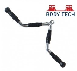 Body Tech Commercial V Shape Multi Purpose Bicep/Tricep Bar-MULTIPURPOSEHANDLE