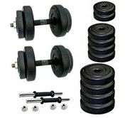 Body Maxx 10 Kg PVC Dumbells Sets BM-Combo-20