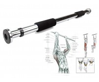 Body Maxx Pull Up Door Gym Gym Bar