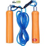 Body Maxx BM-25 Skipping Rope Wooden Adjustable