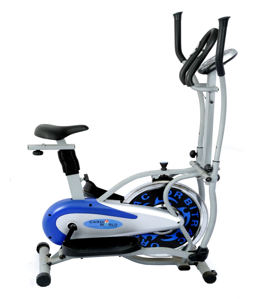 Exercise Bike In Water: Kamachi Air Bike Exercise Cycle Model No 313 With Water Bottle